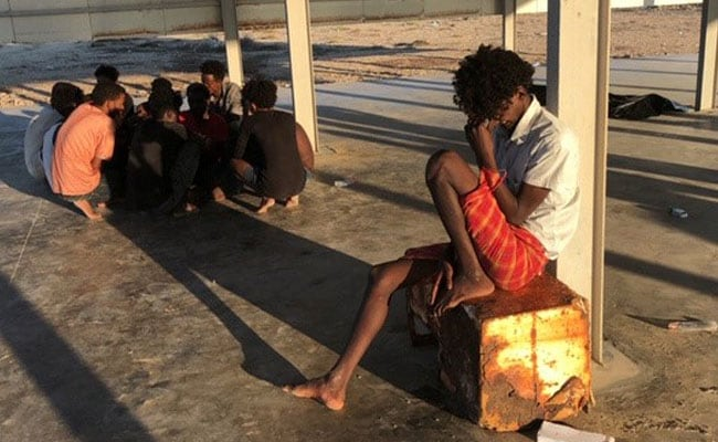 116 migrants reported missing off Libyan coast