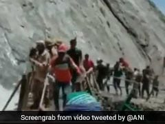 Over 4,000 Pilgrims Leave Jammu For Amarnath