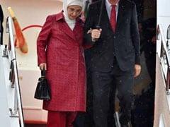 महंगे हैंडबैग की वजह से तुर्की की प्रथम महिला हुईं आलोचनाओं की शिकार, देश पर है गहरा मुद्रा संकट