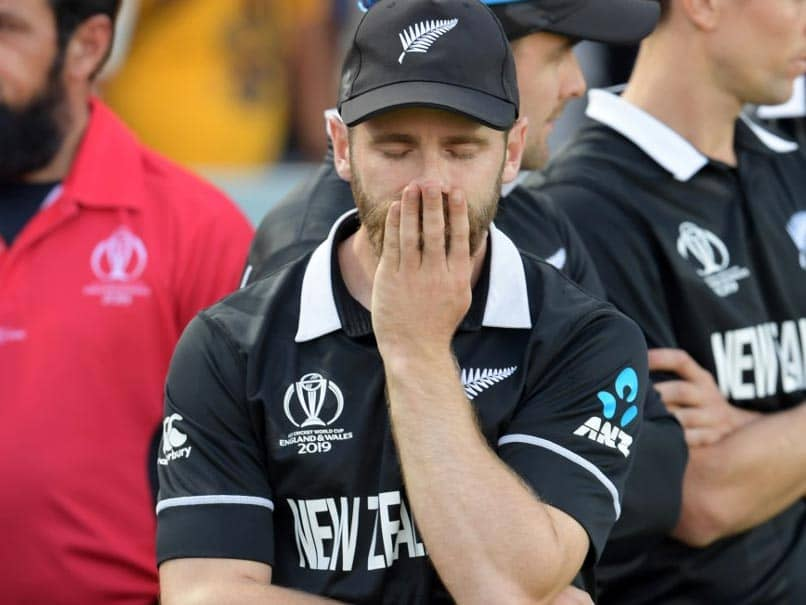 """World Cup Final Boundary Count """"Not Really Cricket"""": Kane Williamson"""