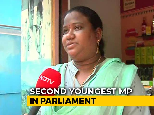 Video : One Of The Poorest MPs Aims To Fight Diseases In Her Area