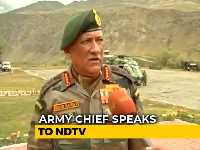 MS Dhoni Will Be Protecting A Lot Of People, Says Army Chief