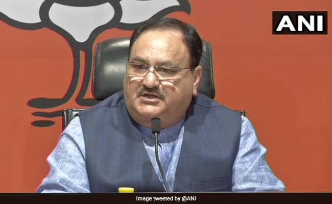 Lives Of Honest Taxpayers Will Become Easier: JP Nadda On Tax Reforms