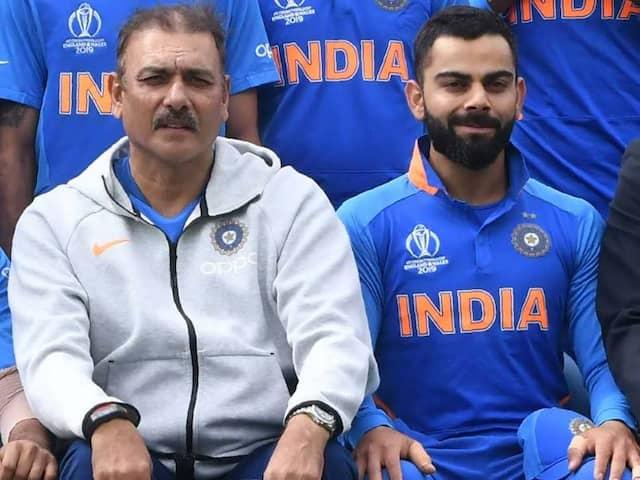 Ravi Shastri Complements Virat Kohli, Dangerous To Change Coach, Says BCCI Official: Report