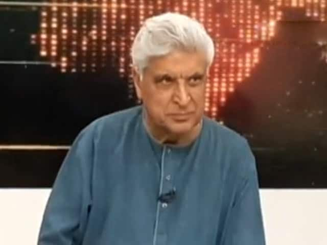 "Video : Javed Akhtar's Outburst As Shekhar Kapur Tweets ""Fear Of Intellectuals"""