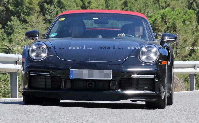 The new 2020 Porsche 911 Turbo is expected to be launched next year.