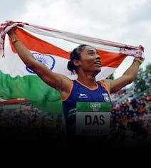 Hima Das Responds To Anushka Sharma's Special Message On Twitter
