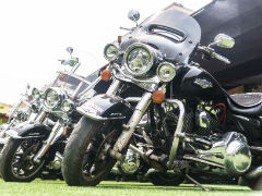 Over 400 Riders Participate In Harley-Davidson Eastern H.O.G. Rally