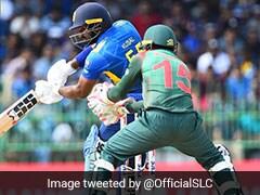 SL vs BAN, 1st ODI: श्रीलंका ने बांग्लादेश को 91 रन से हराकर दिया लसिथ मलिंगा को