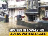 Video : Heavy Rains Have Caused Flooding Inside Homes In Chembur In Eastern Mumbai