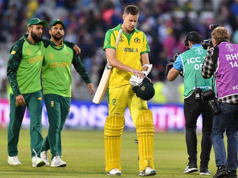 "Australia Lose To South Africa, Face England In ""Blockbuster"" Semi-Final"