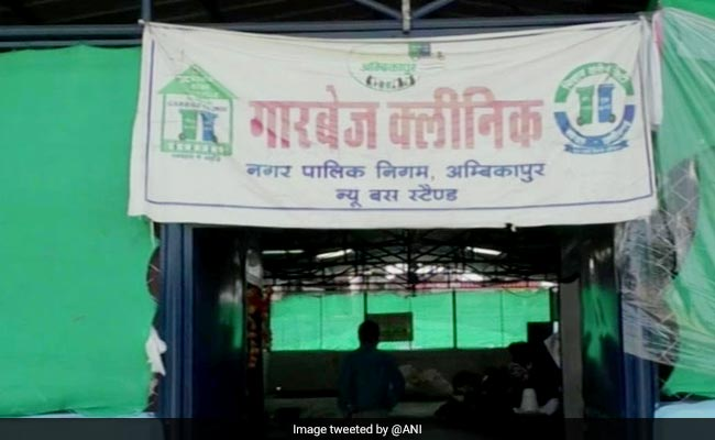 'Garbage Cafe' In Chhattisgarh To Offer Free Food In Exchange For Plastic
