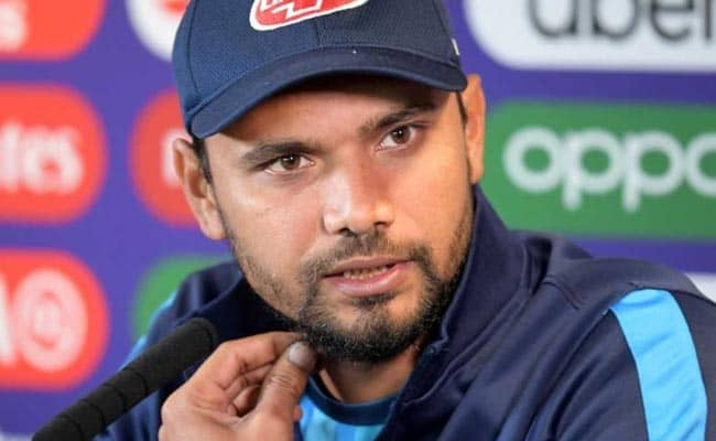 Mashrafe Mortaza seeks two months time from BCB to finalise retirement plans