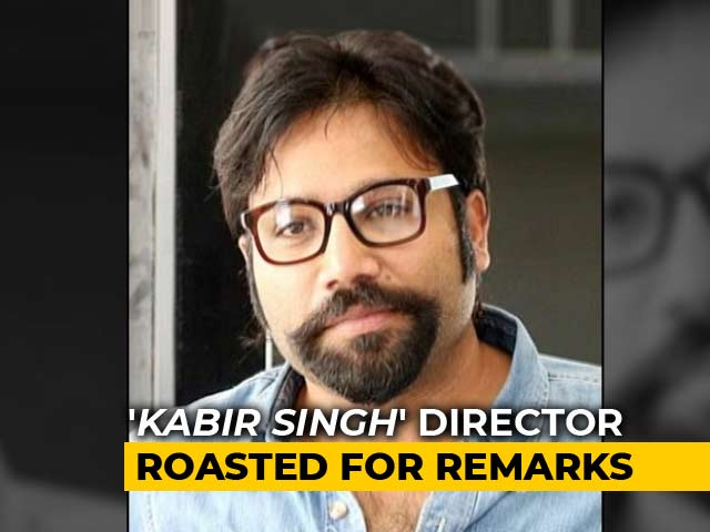 Video : <i>Kabir Singh</i> Director's Comment On Slapping Women Enrages Twitter