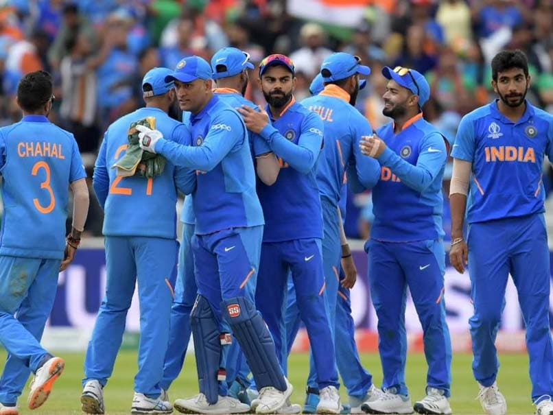 Image result for India vs new zealand world cup 2019