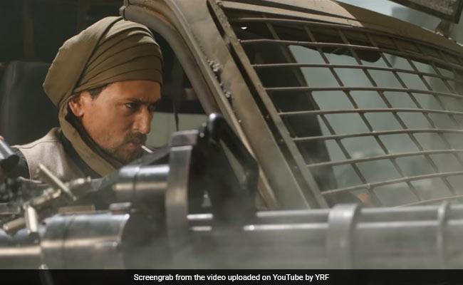 War: When Tiger Shroff Got His Hands On 'World's Most Powerful Machine Gun'