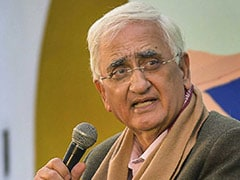 Farooq Abdullah's Arrest Threatens Identity Of Country: Salman Khurshid