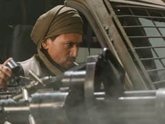 <I>War</I>: When Tiger Shroff Got His Hands On 'World's Most Powerful Machine Gun'