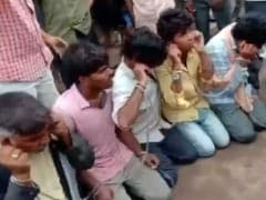 "On Video, 24 Thrashed, Forced To Say ""<i>Gau Mata Ki Jai</i>"" In Madhya Pradesh"