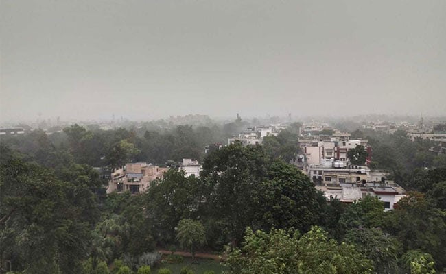 Rain In Delhi Likely On Wednesday, Thursday: Weather Department