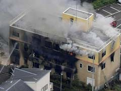 33 Dead In Suspected Arson Attack At Japan Animation Company