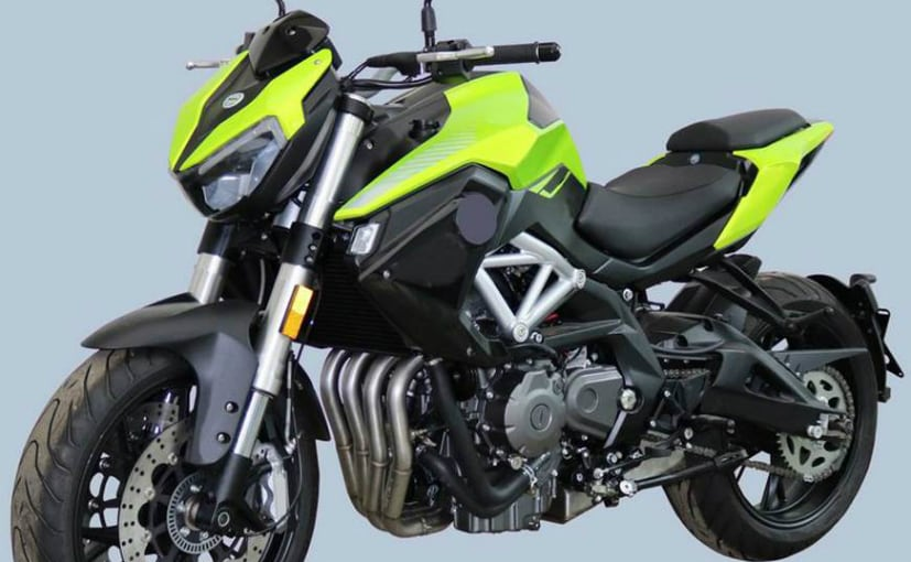 Benelli TRK 800 spotted testing, Will it come to India