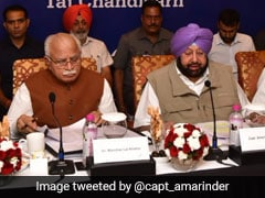 Drugs A National Problem, Not Just In Punjab: Chief Ministers Of 5 States