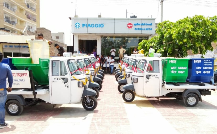 Piaggio Partners With Sun Mobility For Swappable Battery Technology