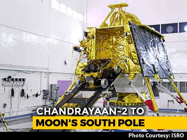 Video : 20-Hour Countdown To Moon Mission Starts, Chandrayaan-2 Set For Lift-Off