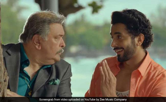 Rishi Kapoor Tweets Trailer Of Jhootha Kahin Ka 2.0; Amitabh Bachchan Posts 'Best Wishes'