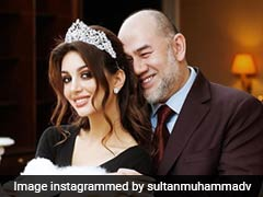 """Malaysia's Ex-King Divorces Former Russian Beauty Queen By """"Triple Talaq"""""""