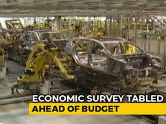 Video: Need To Shift Gears For 8% Annual Growth Rate: Economic Survey