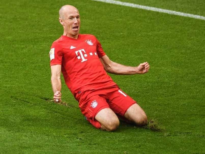 Dutch Great Arjen Robben Announces Retirement From Football