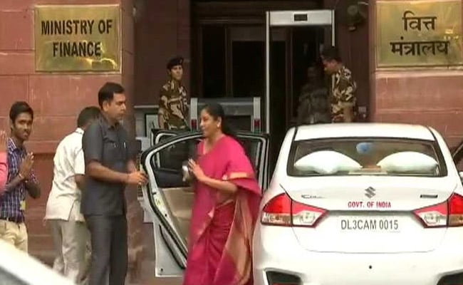 Budget 2019 Live Updates: Nirmala Sitharaman To Present 1st Budget Of PM Modi's New Government Today