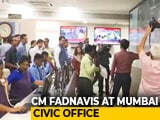 Video : Mumbai, Stay Indoors, Says Chief Minister Amid Rain Red Alert