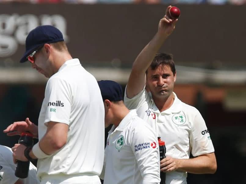 ENG vs IRE, Only Test:Thats how World Champion England was put on the mat by Ireland on very first day