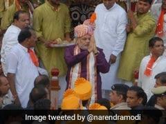"""<i>Jai Jagannath</i>"": PM Modi Tweets Wishes On Rath Yatra"