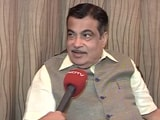 Video : Hike In Fuel Prices Will Not Affect Common Man: Nitin Gadkari On Budget