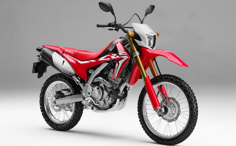 The Honda CRF 250 L is expected to get some mechanical updates in the 2020 model