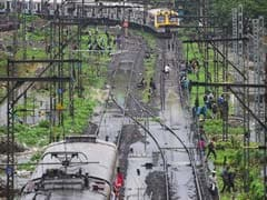 5 Trains Cancelled, 6 Diverted From Mumbai Due To Heavy Rain