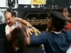 "Professor Backing Students Refusing To Chant ""Mamata <i>Zindabad</i>"" Thrashed"