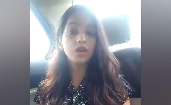 BJP विधायक की बेटी को है परिवार से खतरा, वीडियो देख बॉलीवुड डायरेक्टर बोले- कोई तो इसकी मदद करो...