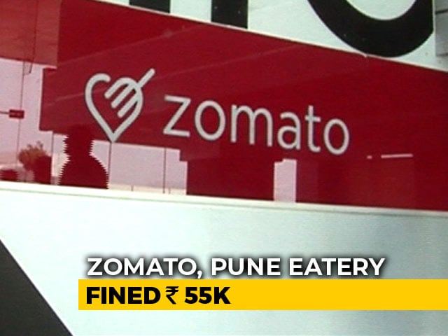 Video : Zomato, Pune Eatery Fined Rs. 55,000 For Serving Chicken Instead Of Paneer