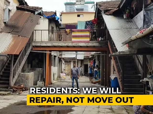 Video : Why People In Mumbai Live In Unsafe Homes And Risk Their Lives