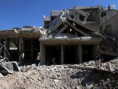 Airstrikes Kill More Than 40 Civilians In Syria's Northwest: Monitor