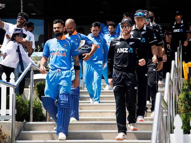 India vs New Zealand Semi-Final: Virat Kohli, Kane Williamson 2008 U-19 World Cup Rivalry Revived