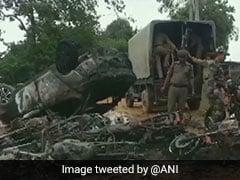 बीजेपी युवा मोर्चा के सदस्यों की एक कार और 20 बाइकों में लगी आग, इस पार्टी पर लगे आरोप