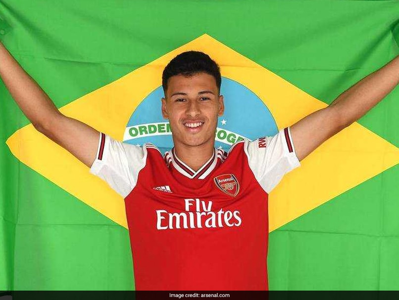 Arsenal Snap Up Gabriel Martinelli, Make Move For Wilfried Zaha