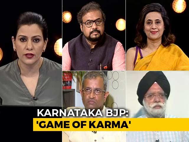 Video : Karnataka Government Falls: Stage Set For BS Yeddyurappa As Chief Minister