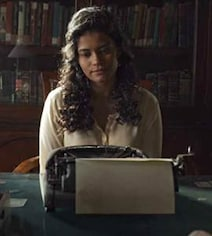 Review: A Typewriter Draws Blood In New Netflix Series
